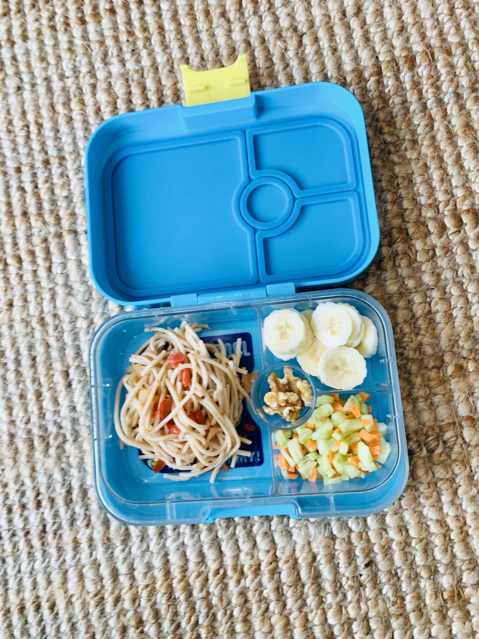 lunch box ideas - Pasta