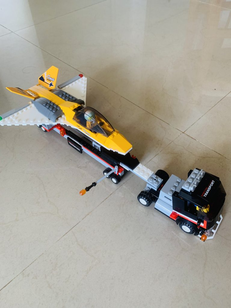 LEGO models-educational toys for 5 year olds
