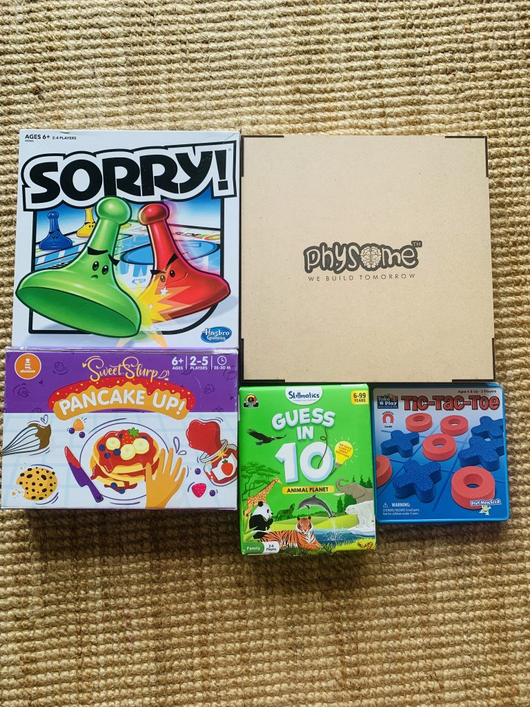 board games-educational toys