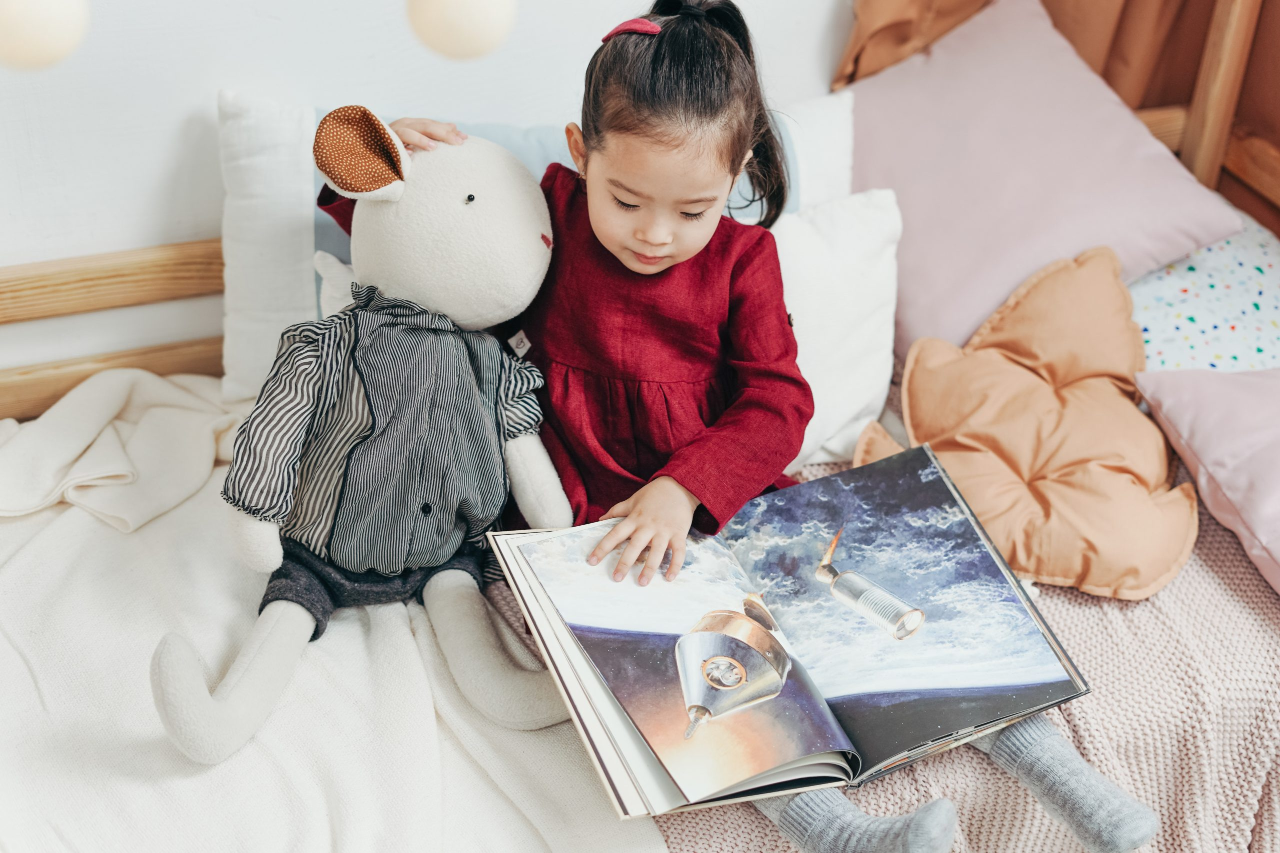 books for 4 year olds