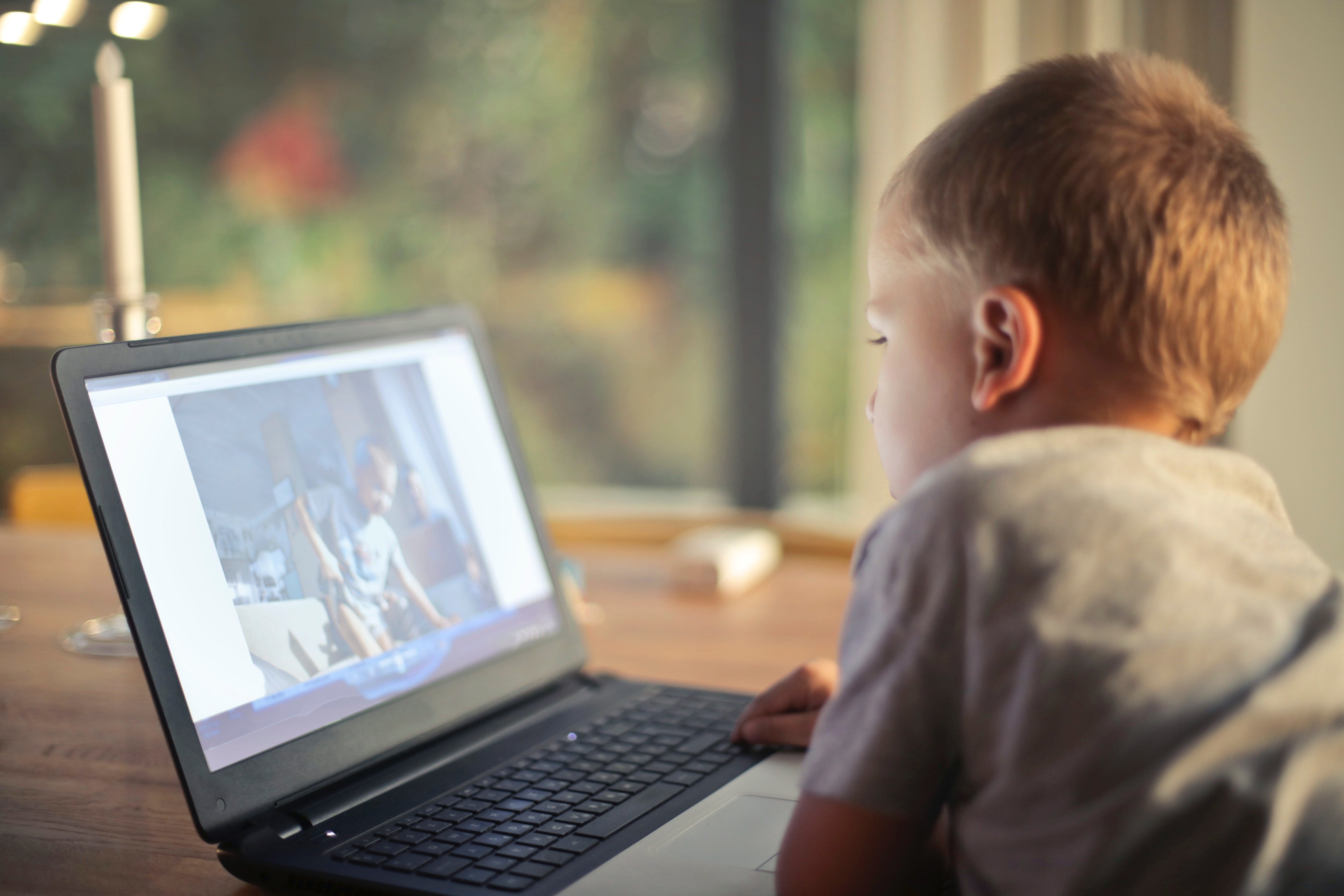 manage screen time for children